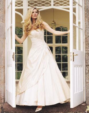 Happy Wedding Gown Shopping